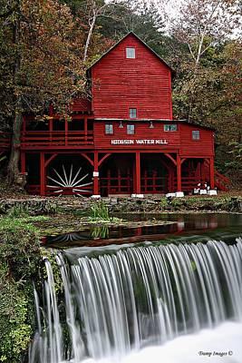 Ozarks Mill Poster