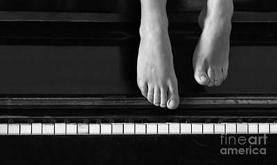 Piano #0215az Poster