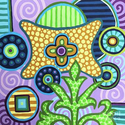 Pop Botanical 2 Poster