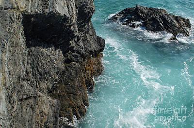 Porto Covo Cliff Views Poster