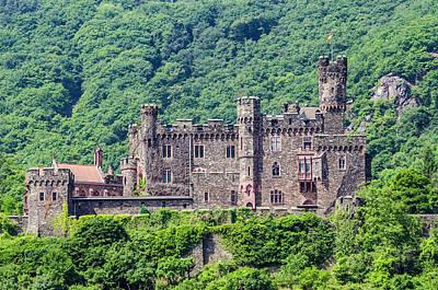 Rheinstein Castle - 2 Poster