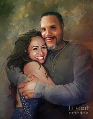 Sara And Ahmed Poster