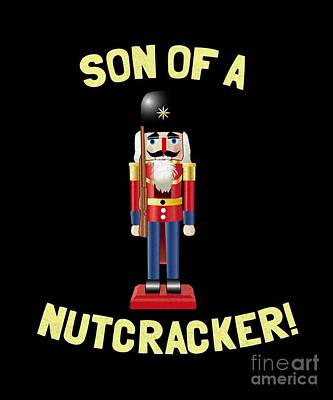 Son Of A Nutcracker Poster