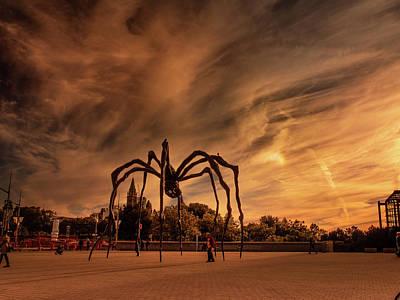 Spider Maman - Ottawa Poster