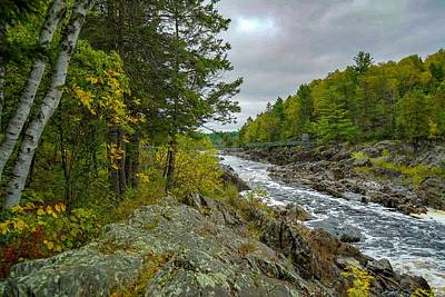 Storm Clouds At Jay Cooke Poster