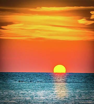 Sunset Captiva  Poster