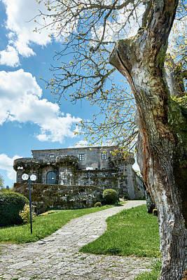 The Castle Of Villamarin Poster