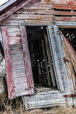 The Forgotten Door Poster