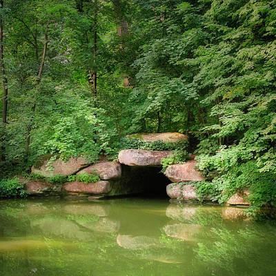 The Secret Grotto. Uman, 2010. Poster
