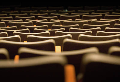 Theater Seats Poster