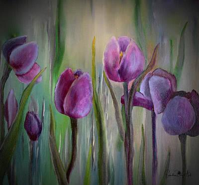 Tulip Passion Poster