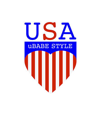 Ubabe Style America Poster