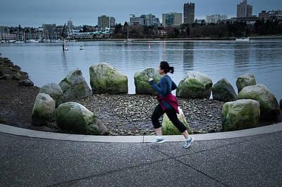 Vancouver Landscape Poster