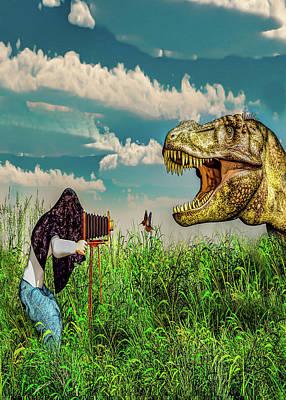 Wildlife Photographer  Poster