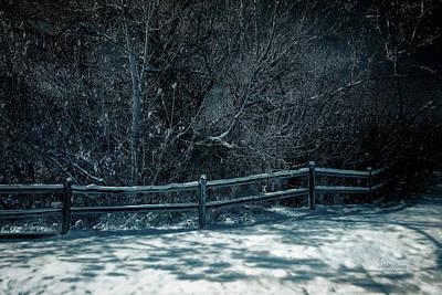 Winter Arrived Poster
