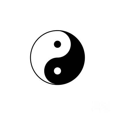 Yin And Yang Poster
