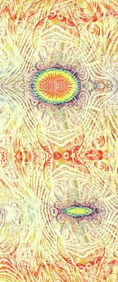 Yonic Rainbow Poster