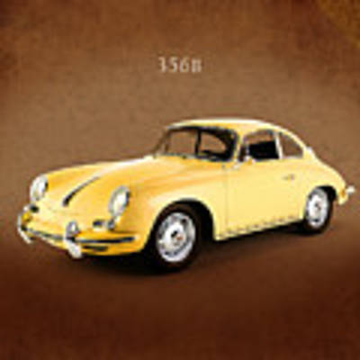 Porsche 356b 1962 Poster