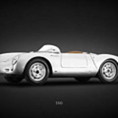 Porsche 550 Poster