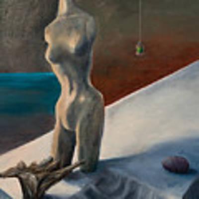 Alien Oceans Poster by Break The Silhouette