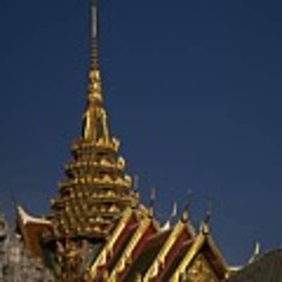 Bangkok Grand Palace Poster by Travel Pics