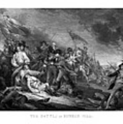 Battle Of Bunker Hill Poster