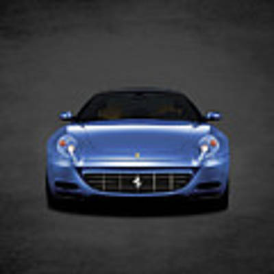 Ferrari 612 Poster