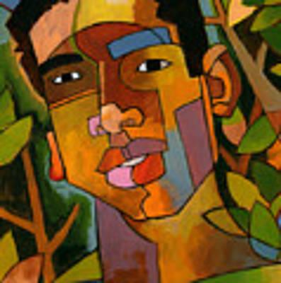 Forest Spirit Poster by Douglas Simonson
