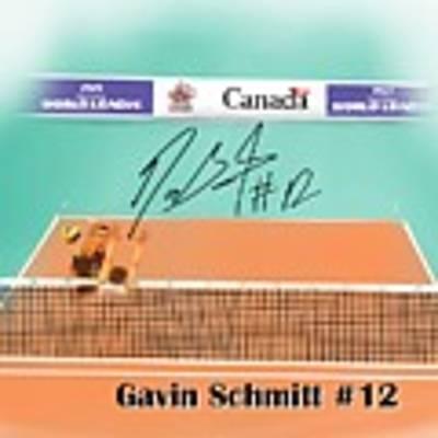 Gavin Schmitt Poster by Darren Cannell
