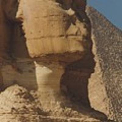 Great Sphinx Of Giza Poster by Travel Pics