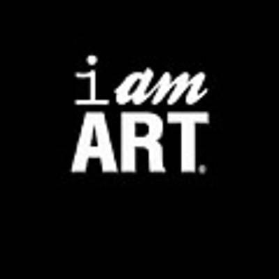 I Am Art- Shirt Poster by Linda Woods