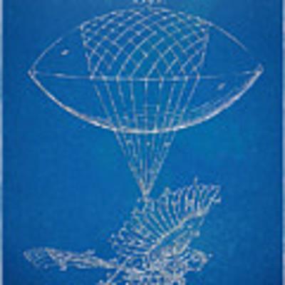 Icarus Airborn Patent Artwork Poster