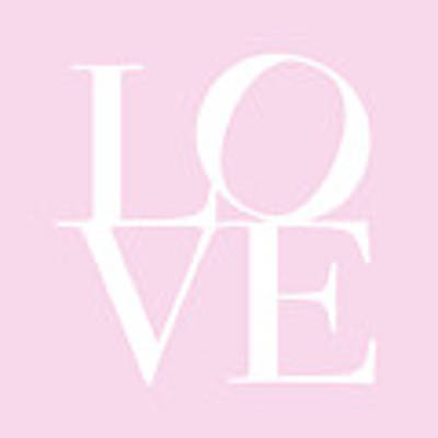 Love In Pink Poster