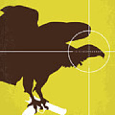 No659 My Three Days Of The Condor Minimal Movie Poster Poster by Chungkong Art