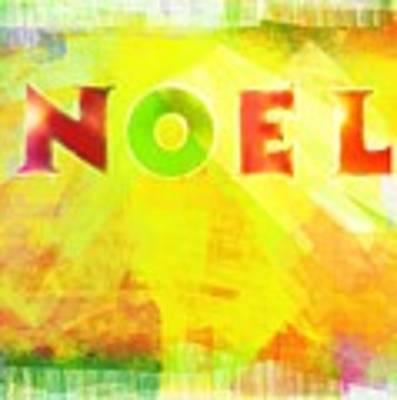 Noel Poster by Jocelyn Friis