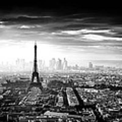 Paris Poster by Jaco Marx