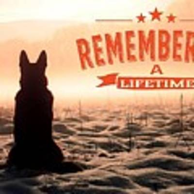 Remembering A Lifetime Poster by Kathy Tarochione