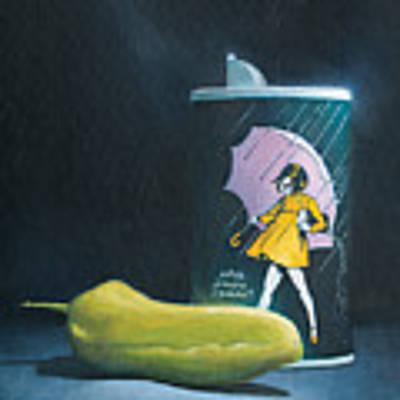 Salt And Pepper Poster by Joe Winkler
