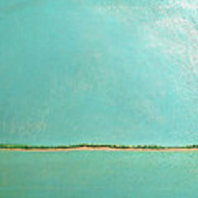 Subtle Atmosphere - Triptych 1 Of 3 Poster by Jaison Cianelli