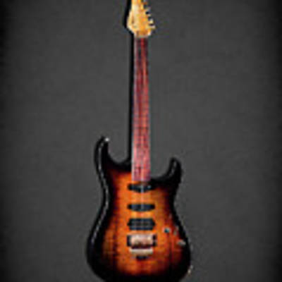 Suhr Classic Poster by Mark Rogan