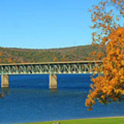 The Bridge Poster by Rick Morgan