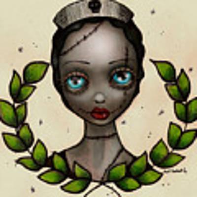 Zombie Nurse Poster