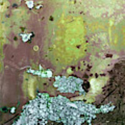 Art Print Abstract 33 Poster by Harry Gruenert
