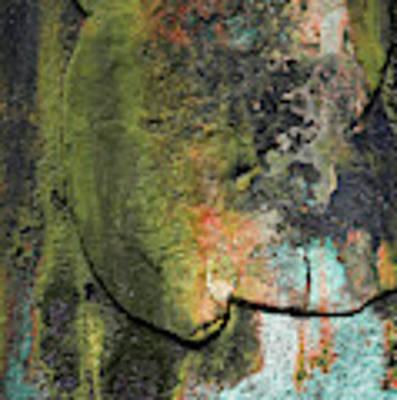 Art Print Rust 6 Poster by Harry Gruenert