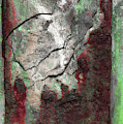 Art Print Rust 7 Poster by Harry Gruenert