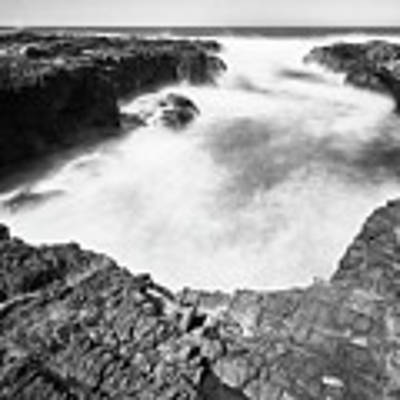 Cape Perpetua Poster by Whitney Goodey