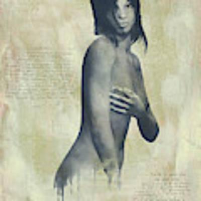 Naomi Poster by Jan Keteleer