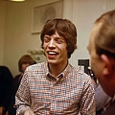 Photo Of Rolling Stones And Mick Jagger Poster by David Redfern