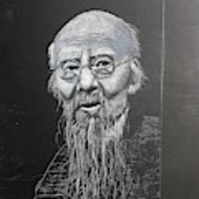 Qi Baishi Poster by Richard Le Page