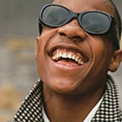 Stevie Wonder Poster by Archive Photos